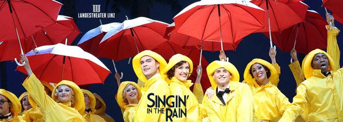 Singin' In The Rain - Musiktheater Linz