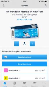 App_Screenshot_Warenkorb
