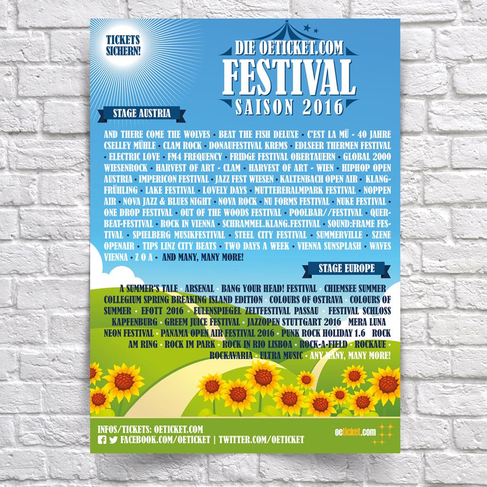 oeticket.com Festival Saison 2016