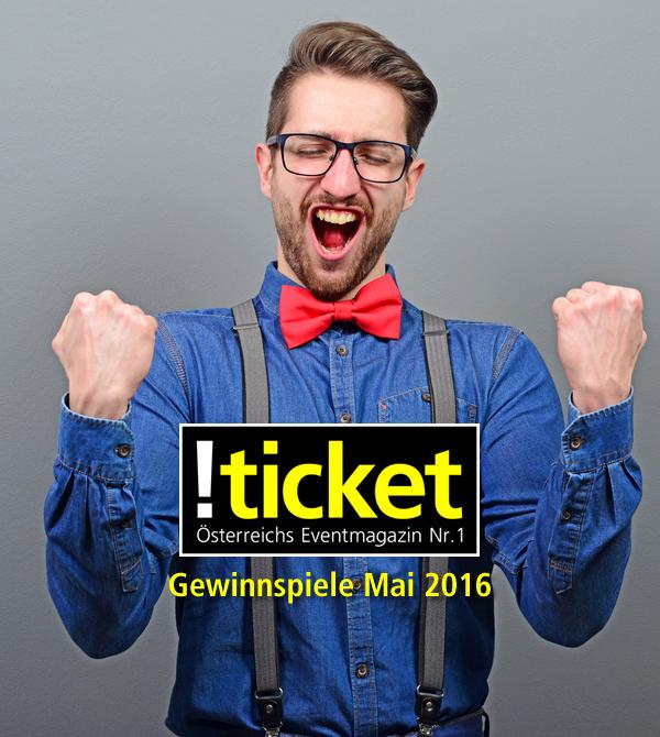 Gewinnspiele ticket Mai