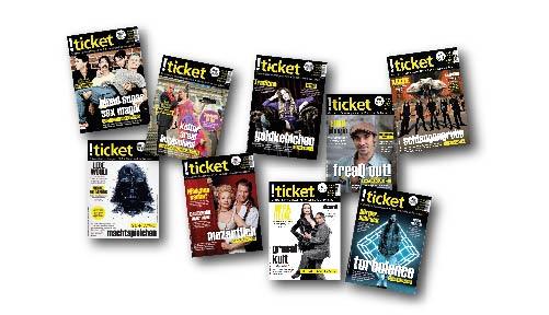 Abos ticket Magazin