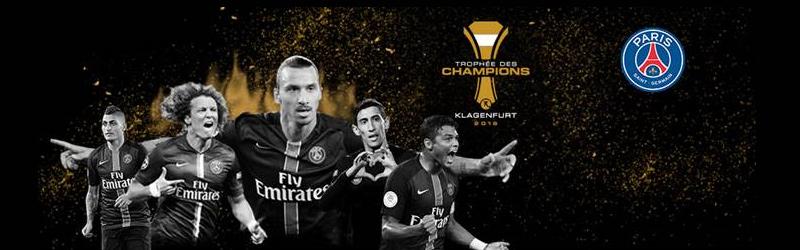 Französischer Supercup 2016 in Klagenfurt