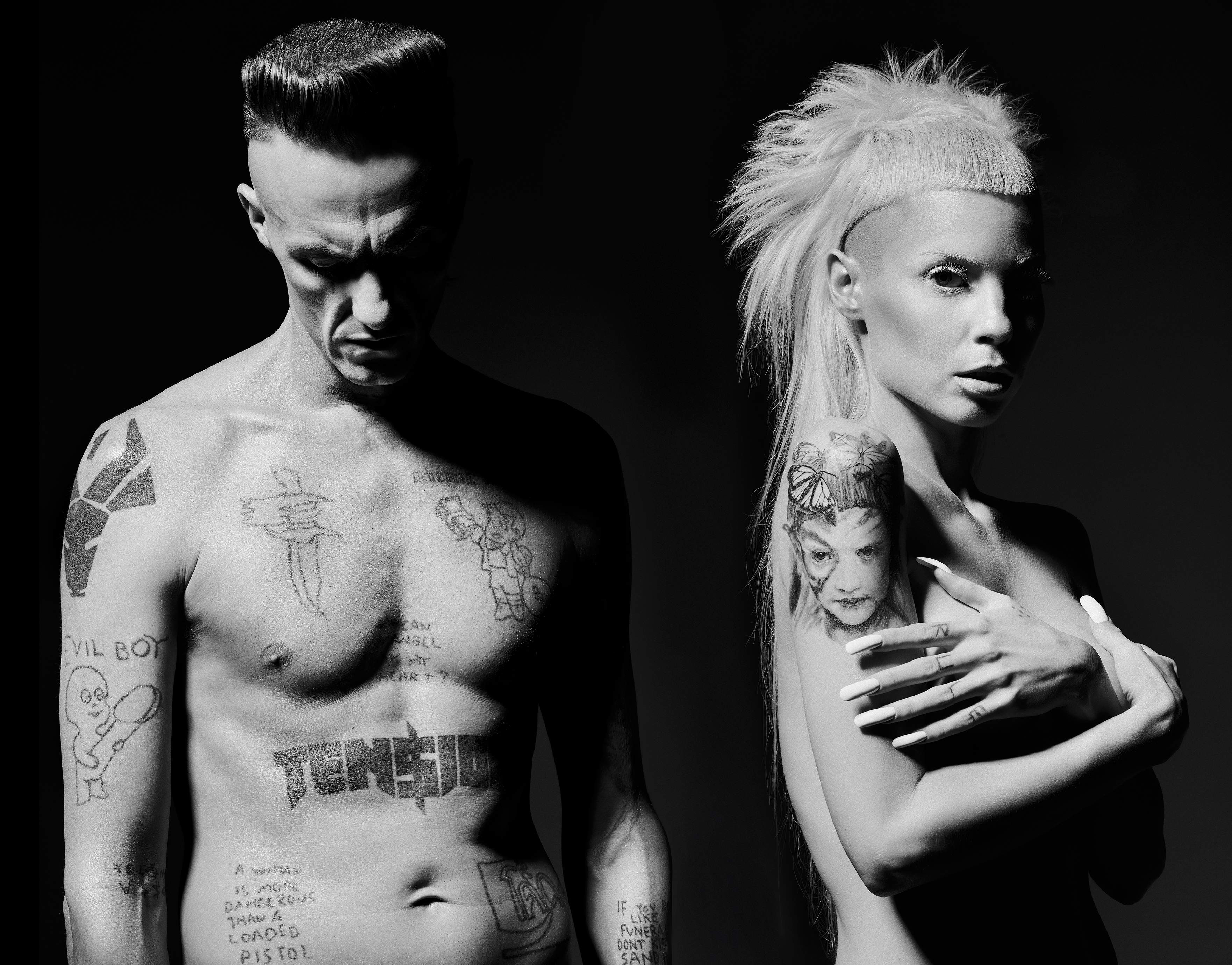 DieAntwoord_Press1 FM4 Frequency