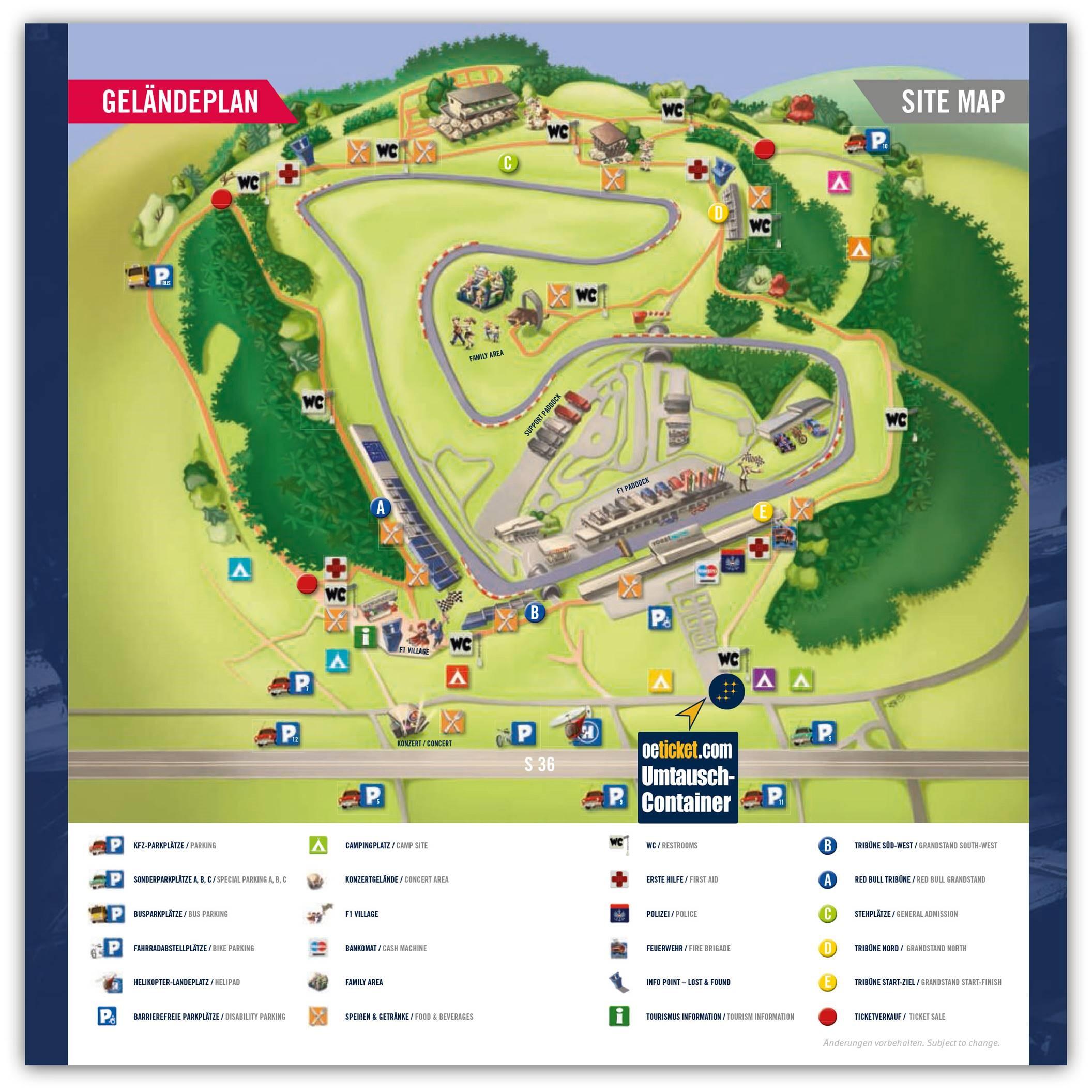 Moto GP: Infos zum Motorsport-Highlight - oeticket - blog | live | news
