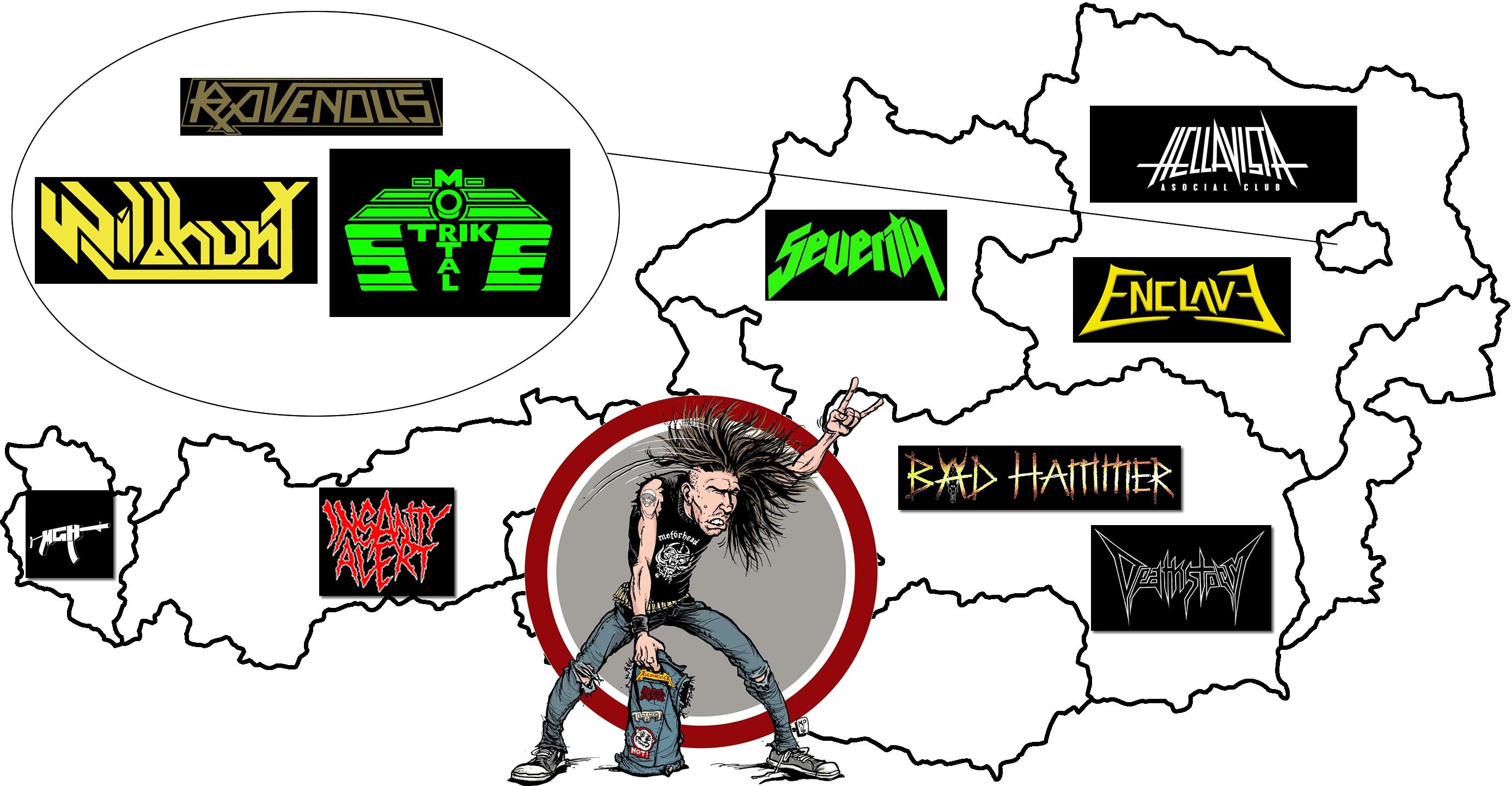 Gewinnspiele Thrash Metal September
