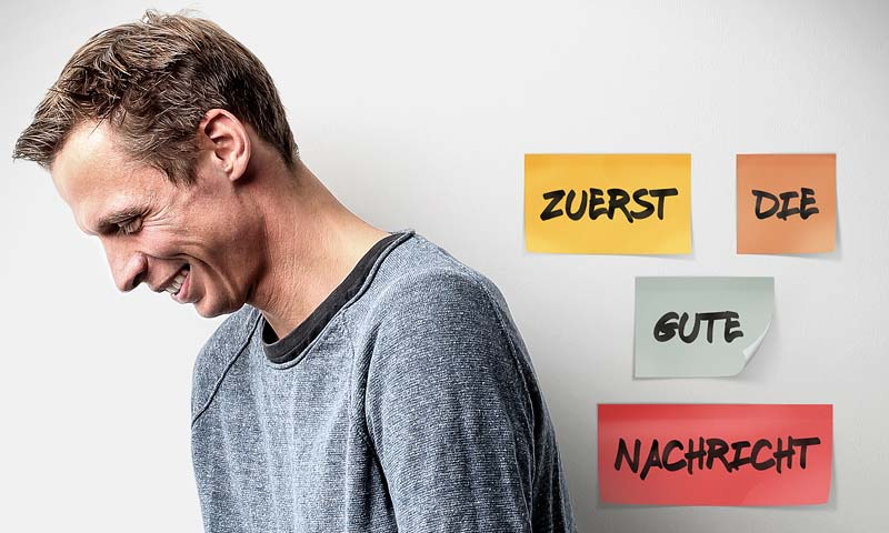 Klaus Eckel - Gewinnspiel, Hohenau