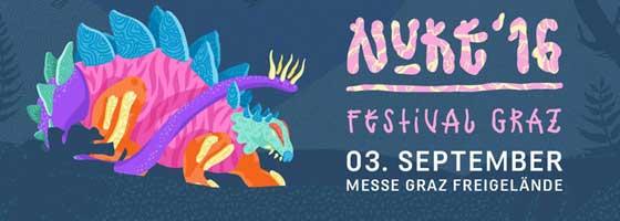 Nuke Festival 2016, Graz