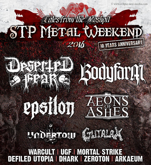 STP Metal Weekend