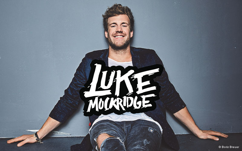"Luke Mockridge: ""Lucky Man"", 2017 in Wien, Salzburg, Innsbruck & Dornbirn"