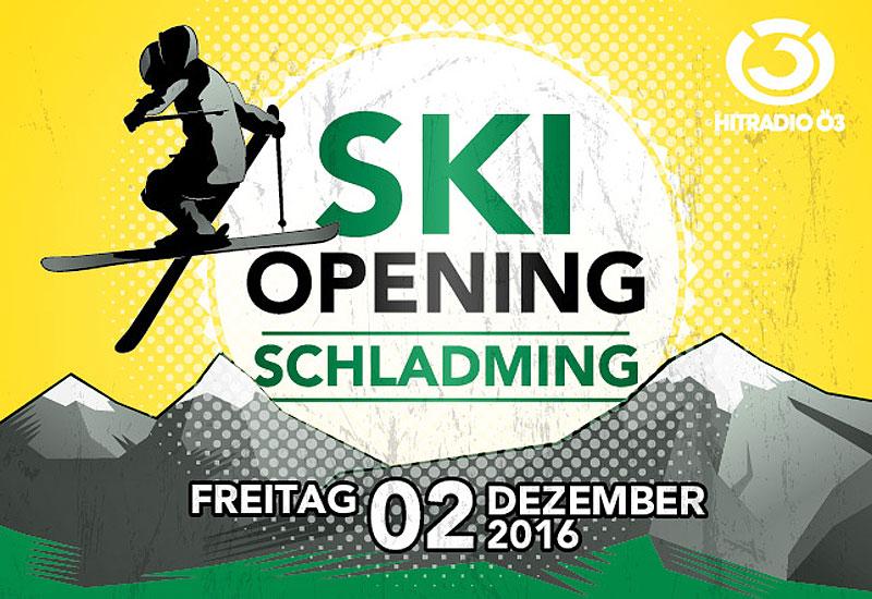 Ski Opening Schladming 2016 Tickets