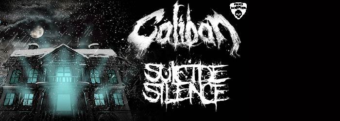 Caliban Suicide Silence
