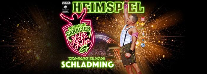 """Andreas Gabalier – """"Heimspiel 2017"""""""