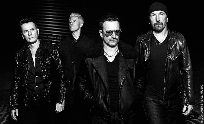 U2 (Bild: Universal Music)