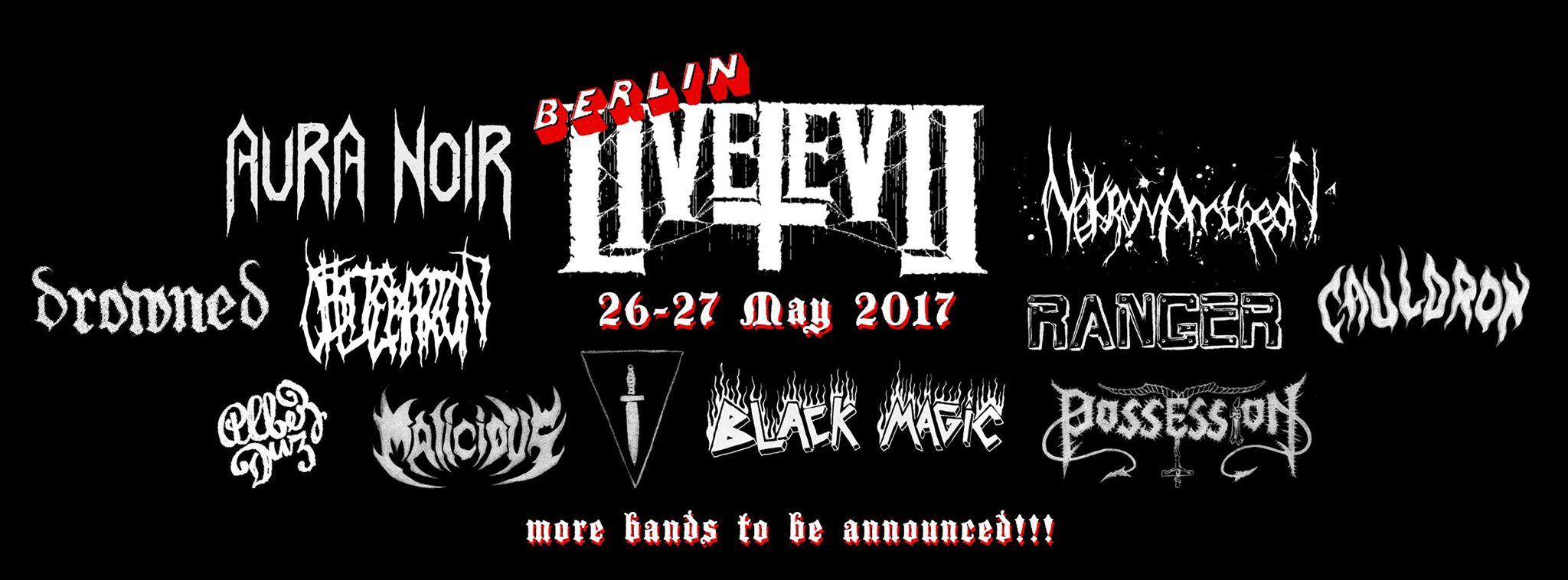 Live Evil Berlin