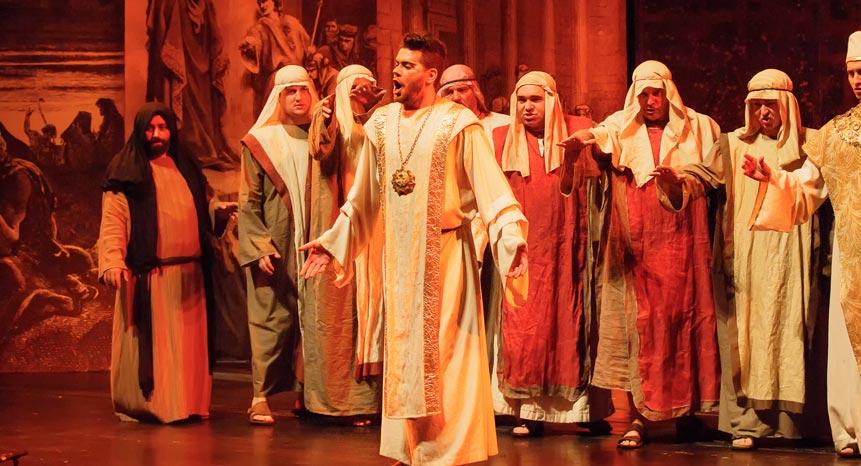 Nabucco - Oper von Giuseppe Verdi