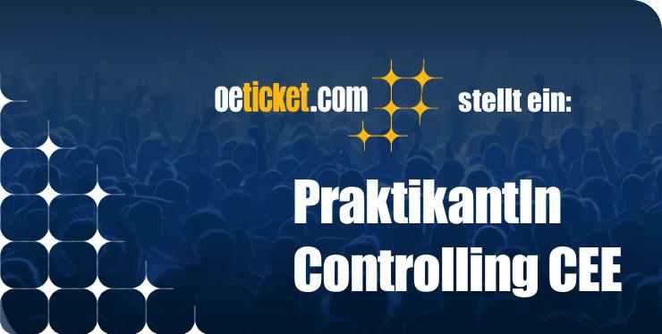 oeticket stellt ein: PraktikantIn Controlling CEE width=