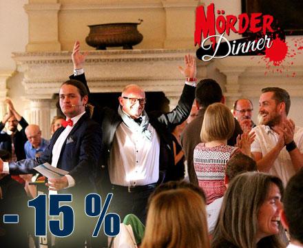 Mörder Dinner - Mord goes Music - Ladykillers