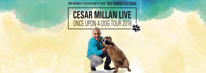 Cesar Milan live 2018 Österreich Tickets