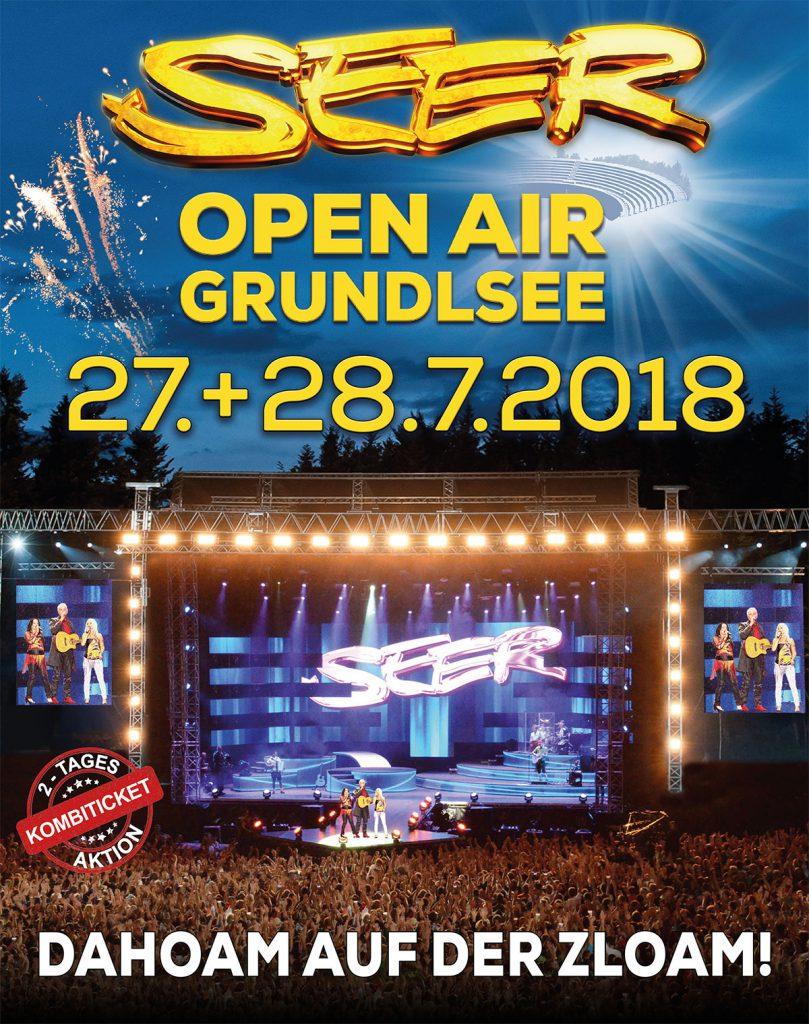 die SEER 2018 Open Air