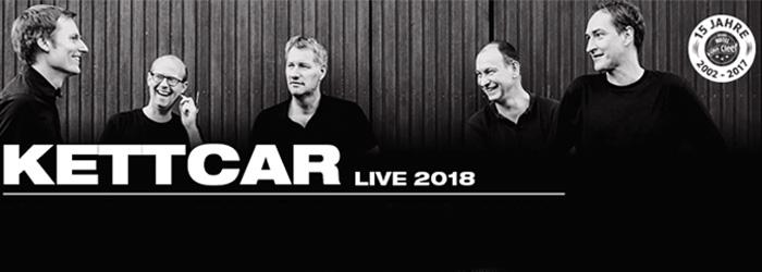 kettcar band neue tour neues album 2018