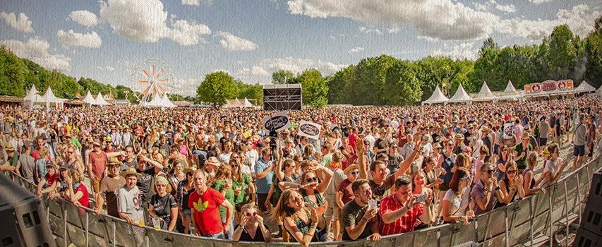 Woodstock der Blasmusik Festival 2017