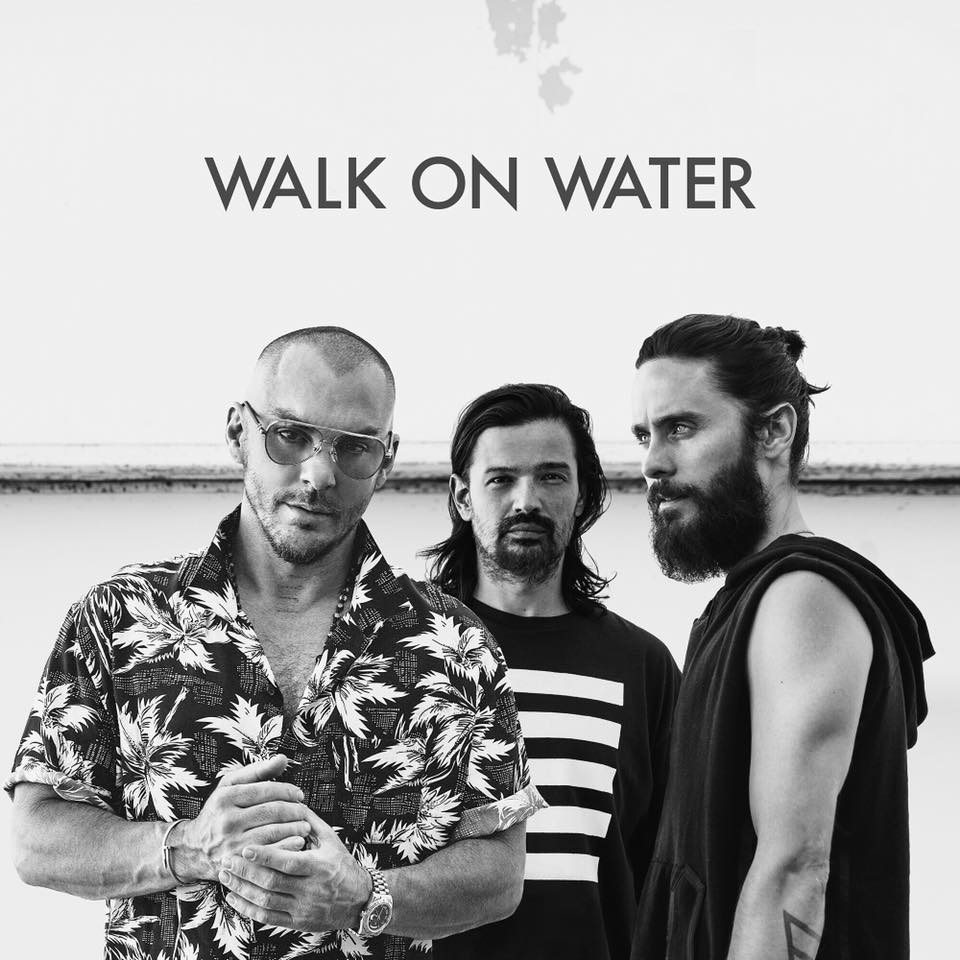walk on water 30 seconds to mars