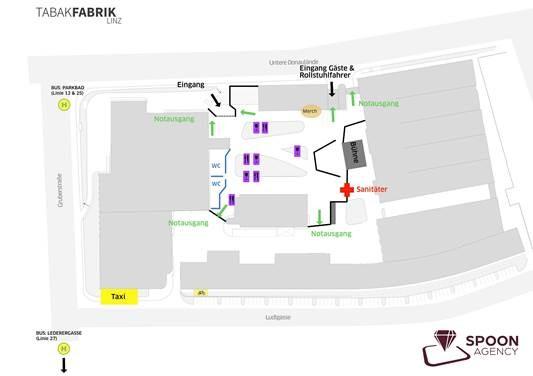 Geländeplan-Bilderbuch-Linz