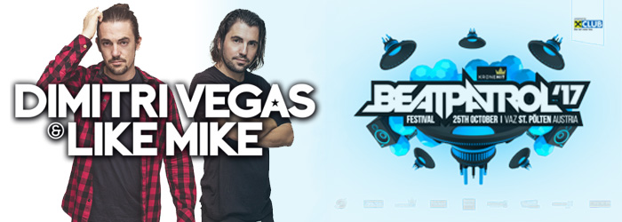 Beatpatrol Festival Dimitri Vegas & Like Mike