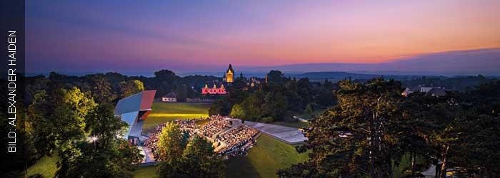 Ten & van Tass: Zauberhaftes Open-Air in Grafenegg