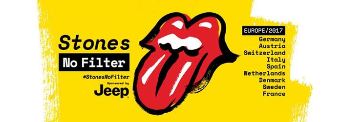 thr rolling stones 2017 tour nofilter spielberg österreich