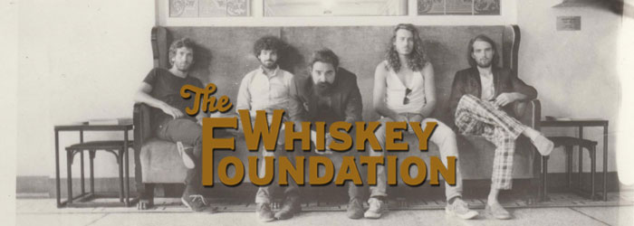 The Whiskey Foundation Tour Album 2017 Wien Graz