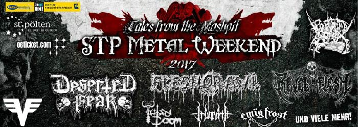 STP Metal Weekend