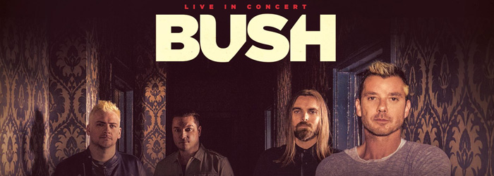Bush Gavin Rossdale Europa Tour 2017 Interview