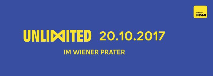 FM4 unlimited wiener prater Elektro Party Wien