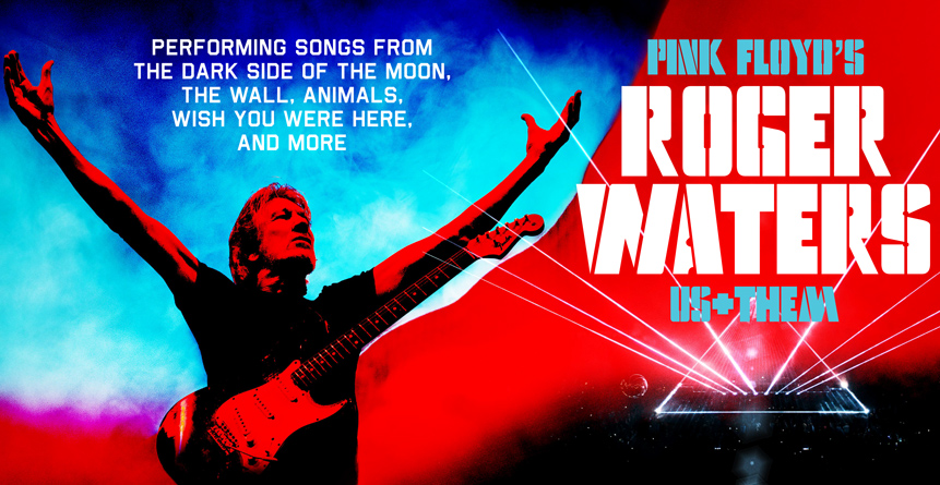 Roger Waters Dark Side Of The Moon Tour Poster