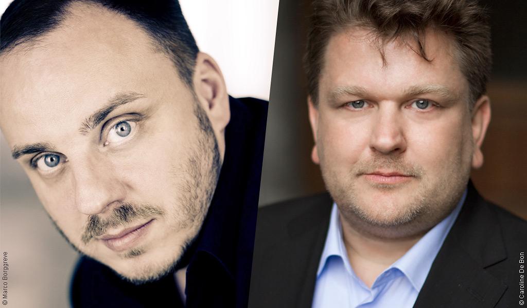 Matthias Goerne, Alexander Schmalcz