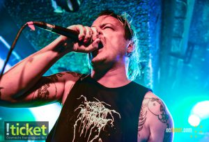 Fotoreport Dying Fetus, Psycroptic, Beyond Creation, Disentomb Viper Room Vienna Story
