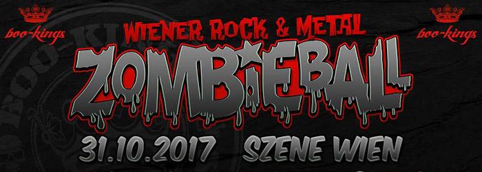 Wiener Rock & Metal Zombieball