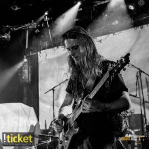 Fotoreport Fuzzfest Vienna Hard Rock Festival 2017 November Szene Wien