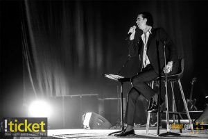 Nick Cave and The Bad Seeds Band live Tour Wiener Stadthalle Fotoreport Fotos