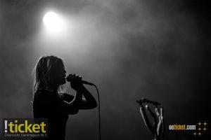 Solstafir / Myrkur Fotoreport 2017 Arena Wien