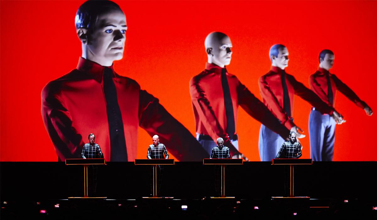 Kraftwerk Blog Ticket Tickets 2018