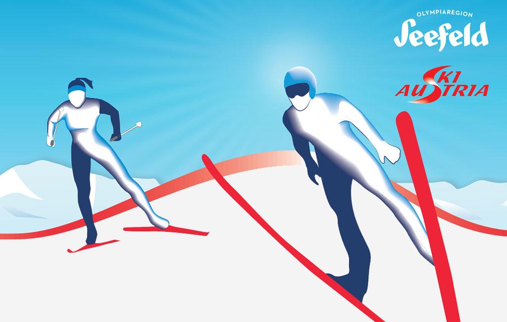 FIS Weltcup Seefeld Nordic Weekend