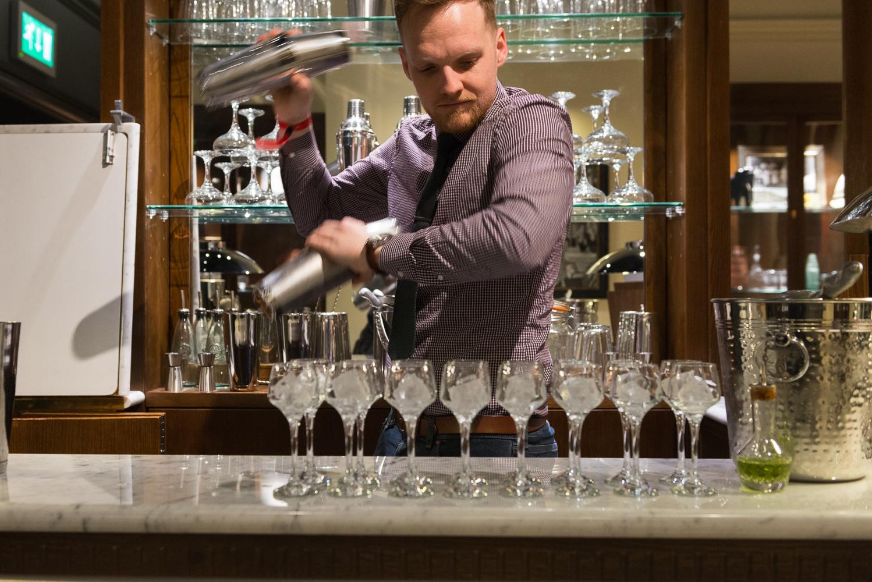 Schön Gute Barkeeper Zusammenfassung Galerie - Entry Level Resume ...