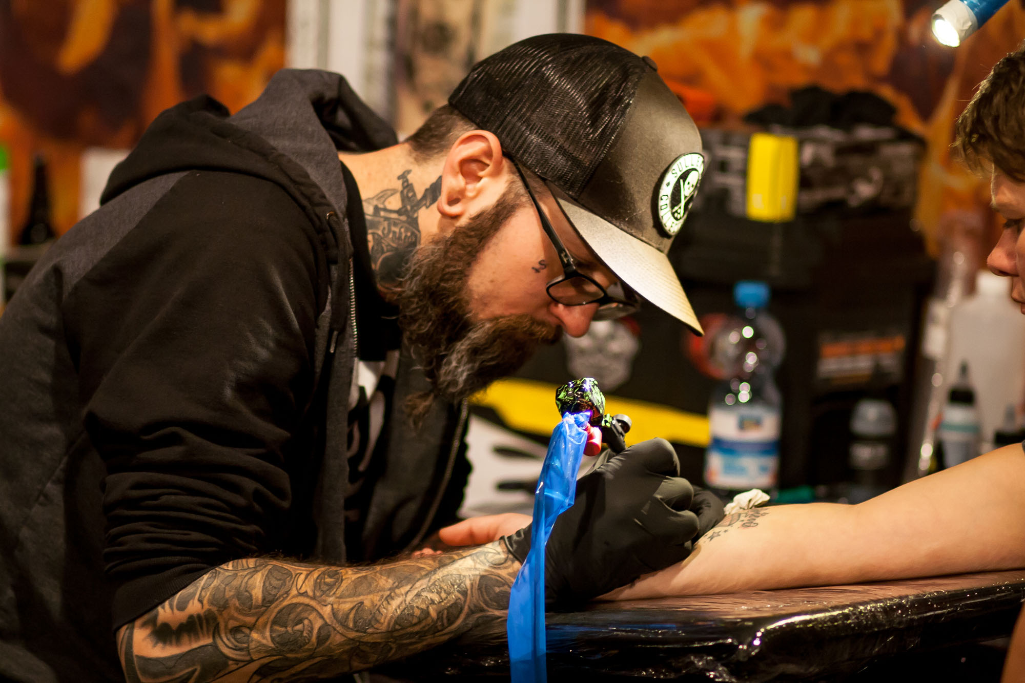 Wildstyle Tattoo Messe