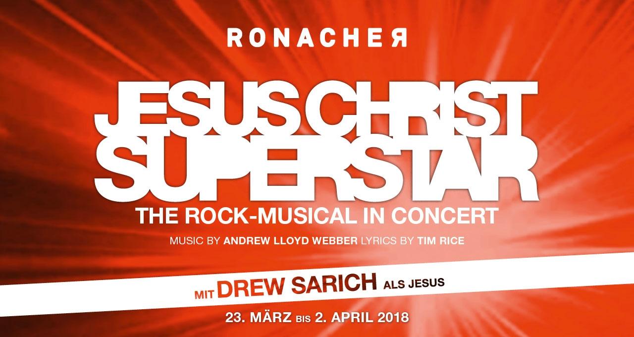 Jesus Christ Superstar Zu Ostern Im Wiener Ronacher Oeticket