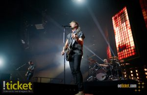 Sunrise Avenue Heartbreak Century 2018 Wiener Stadthalle Fotoreport