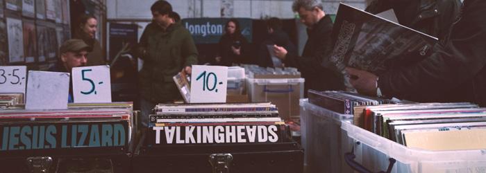 Vinyl & Musik Ottakringer Brauerei 2018