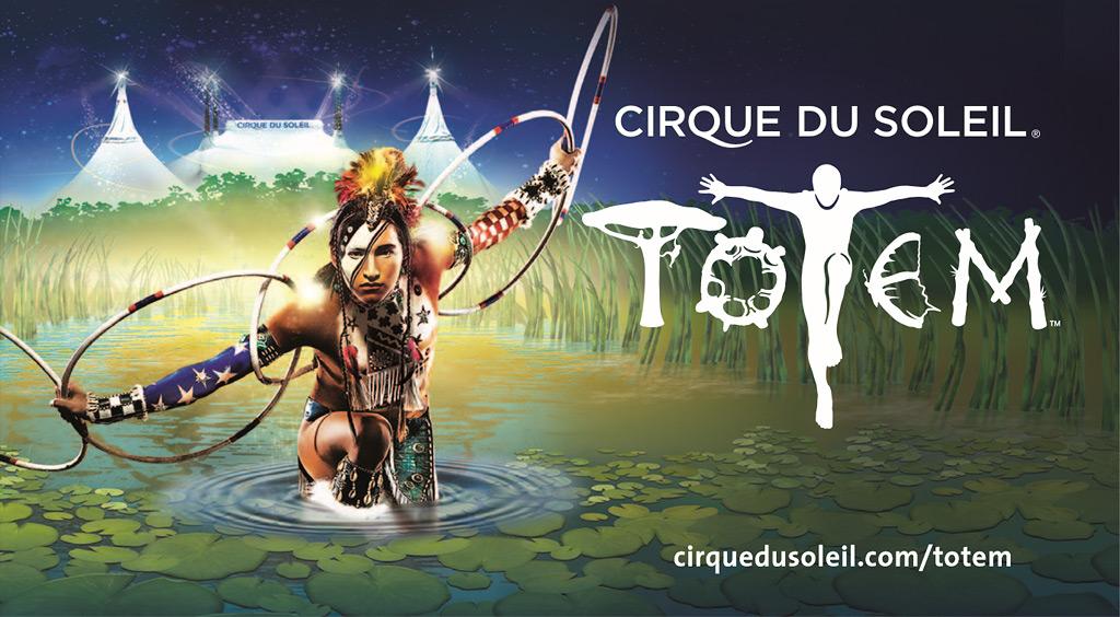 Totem Die Zeltshow Von Cirque Du Soleil 2019 Live In Wien