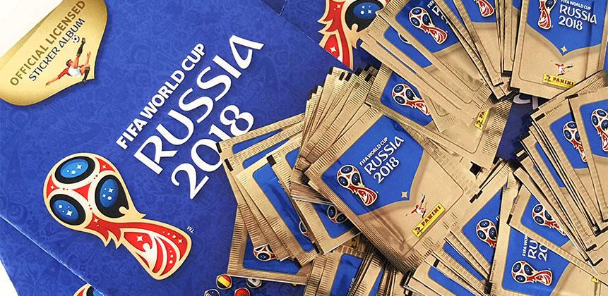 Gewinnspiel Panini Sticker Zur Fifa Fussball Wm 2018